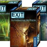 Bild für Kategorie EXIT das Spiel
