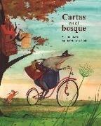 Bild von Cartas en el bosque (The Lonely Mailman) von Isern, Susanna