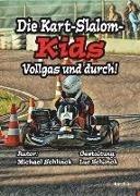 Bild von Die Kart-Slalom-Kids von Schlinck, Michael